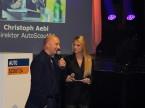 Autoscout24-Director Christoph Aebi im Gespräch mit Christa Rigozzi.